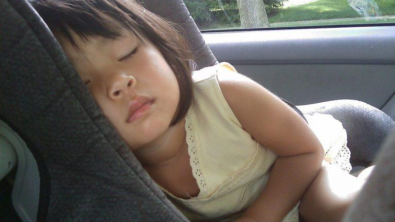 Bezpieczna jazda z dzieckiem