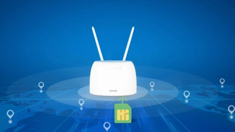 Nowy router