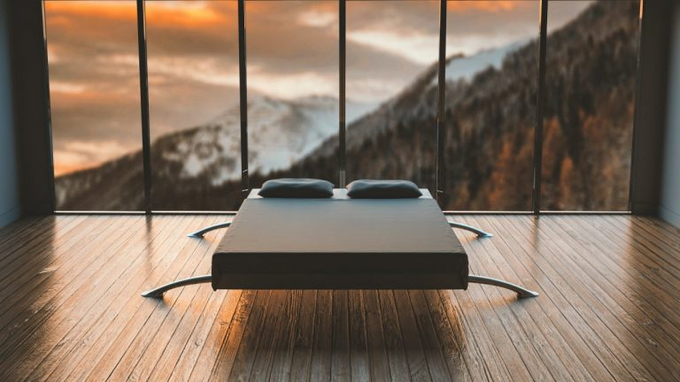 Spokojny sen w loftowej sypialni. Jak o to zadbać?